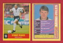 England Stuart Pearce Nottingham Forest 16